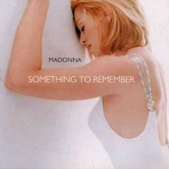 Something to Remember - Madonna
