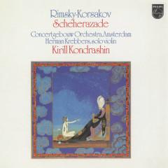 Rimsky-Korsakov: Scheherazade - Royal Concertgebouw Orchestra, Herman Krebbers, Kirill Kondrashin