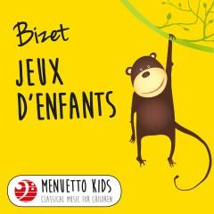 Bizet: Jeux d'enfants (Menuetto Kids - Classical Music for Children) - Walter Klien, Beatrice Klien
