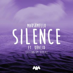 Silence (Illenium Remix) - Marshmello,Khalid,Illenium