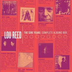 The Sire Years: The Solo Collection - Lou Reed