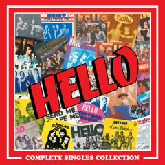 Complete Singles Collection - Hello, Happy World!