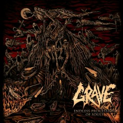 Endless Procession Of Souls - Grave