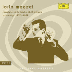 Brahms: Symphony No.3 / Beethoven: 12 Contredanses, WoO 14 - Berliner Philharmoniker, Lorin Maazel