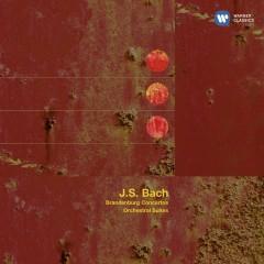 Bach: Brandenburg Concertos - Orchestral Suites - Sir Neville Marriner