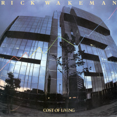 The Cost Of Living - Rick Wakeman