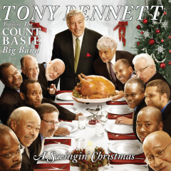 A Swingin' Christmas Featuring The Count Basie Big Band - Tony Bennett