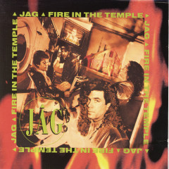 Fire In The Temple - Jag