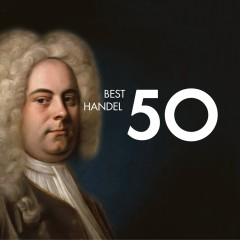 50 Best Handel - Various Artists