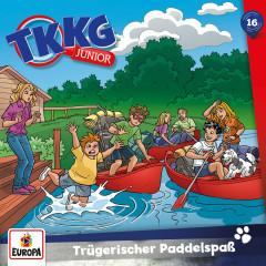 016/Trügerischer Paddelspaß - TKKG Junior
