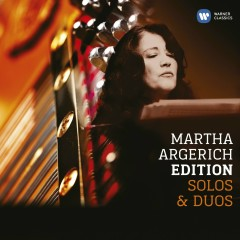 Martha Argerich - Solo & Duo piano - Martha Argerich