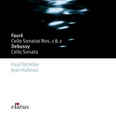 Elatus - Fauré, Debussy : Sonates pour violoncelle et piano - Paul Tortelier