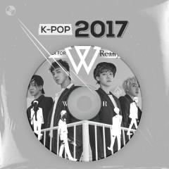 K-Pop Năm 2017 - WINNER, SEVENTEEN, KARD, iKON