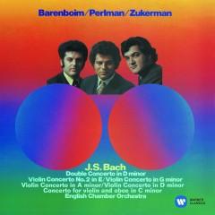Bach, JS: Violin Concertos & Double Concertos - Itzhak Perlman