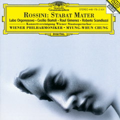 Rossini: Stabat Mater - Luba Orgonasova, Cecilia Bartoli, Rául Gimenez, Roberto Scandiuzzi, Wiener Philharmoniker