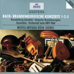 Bach, J.S.: Brandenburg Concertos Nos.1, 2 & 3 - Musica Antiqua Koln, Reinhard Goebel