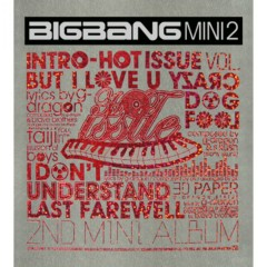 Hot Issue - 2nd Mini Album - BIGBANG