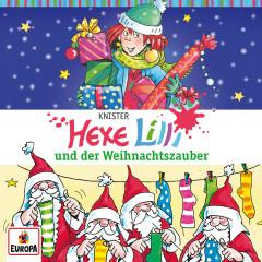 022/und der Weihnachtszauber - Hexe Lilli