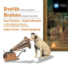 Dvorák: Cello Concerto No. 2 - Brahms: Double Concerto - Paul Tortelier