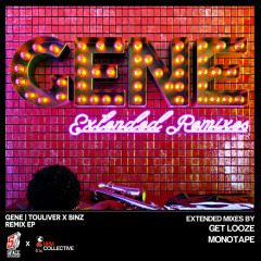 GENE (HPM Collective Remix EP) [Extended Mixes] - Touliver, Binz
