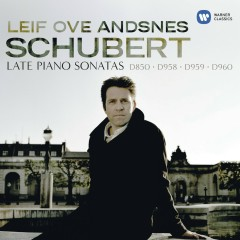 Schubert: Late Piano Sonatas - Leif Ove Andsnes