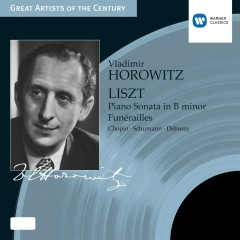 Liszt: Piano Sonata in B minor etc. - Vladimir Horowitz