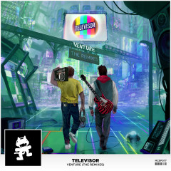 Venture (The Remixes) - Televisor, Richard Judge, Volant, Splitbreed