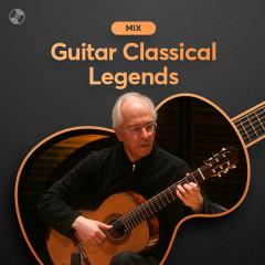 Guitar Classical Legends - Various Artists