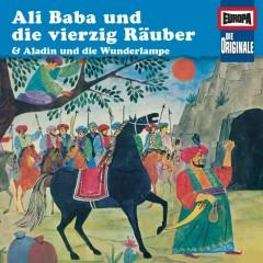 027/Ali Baba und die vierzig Räuber/ Aladin - Die Originale