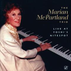 Live At Yoshi's Nitespot - Marian McPartland Trio