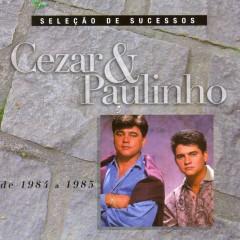 Seleção de Sucessos - 1984 / 1985 - Cezar & Paulinho