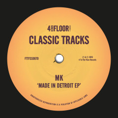 Made In Detroit EP - MK