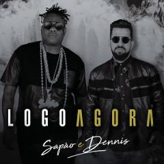 Logo Agora (Single) - MC Sapão