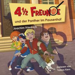 02: 4 1/2 Freunde und der Panther im Pausenhof - 4 1/2 Freunde