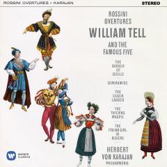 Rossini: Overtures - Herbert von Karajan