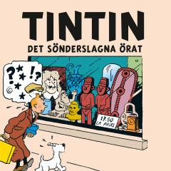 Det sönderslagna örat - Tintin, Tomas Bolme, Bert-Åke Varg