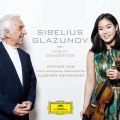 Sibelius, Glazunov Violin Concertos - Esther Yoo, Philharmonia Orchestra, Vladimir Ashkenazy