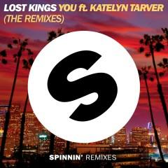 You (feat. Katelyn Tarver) [The Remixes] - Lost Kings, Katelyn Tarver