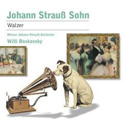 Strauss II: Walzer - Willi Boskovsky, Wiener Johann Strauss Orchester