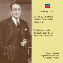Alfredo Campoli: The Bel Canto Violin - Vol. 4 - Alfredo Campoli, Eduard Van Beinum, Piero Gamba, Anatole Fistoulari, Atáulfo Argenta