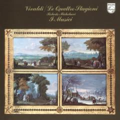 Vivaldi: Le Quattro Stagioni - Roberto Michelucci, I Musici, English Chamber Orchestra, Vittorio Negri