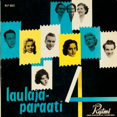 Laulajaparaati 4 - Various Artists