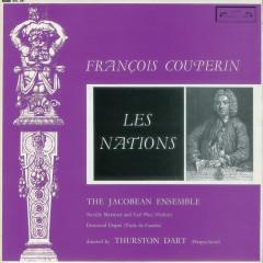 Couperin, François: Les Nations - Sir Neville Marriner, Carl Pini, Jacobean Ensemble, Thurston Dart