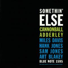 Somethin' Else (Rudy Van Gelder Edition) - Cannonball Adderley