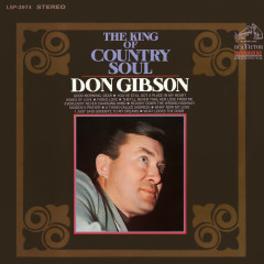 The King of Country Soul - Don Gibson