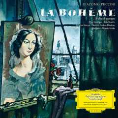 Puccini: La Bohème - Highlights (Sung in German) - Rita Streich, Pilar Lorengar, Sándor Kónya, Dietrich Fischer-Dieskau, Horst Gunter