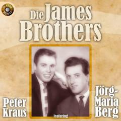 Die James Brothers - Jörg-Maria Berg, Peter Kraus