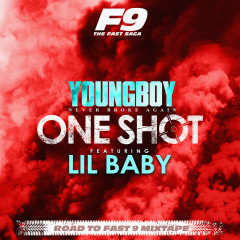 One Shot (feat. Lil Baby) [From Road To Fast 9 Mixtape] - Youngboy Never Broke Again, Lil Baby
