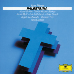 Pfitzner: Palestrina - Nicolai Gedda, Dietrich Fischer-Dieskau, Bernd Weikl, Karl Ridderbusch, Symphonieorchester des Bayerischen Rundfunks