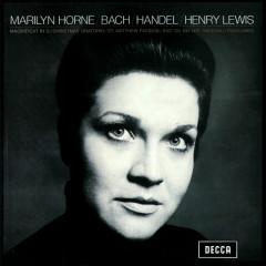 Marilyn Horne sings Bach & Handel - Marilyn Horne, Vienna Cantata Orchestra, Henry Lewis